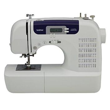 Brother 60-Stitch Computerized Sewing Machine with Wide Table