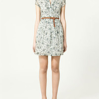 FLORAL DRESS - Woman - New this week - ZARA United States
