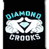 Diamond Crooks iPad 2 3 4, iPad Mini 1 2 3 , iPad Air 1 2