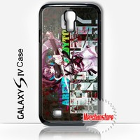 Samsung Galaxy S4 Case Are you Ready Highschool Anime - S4 i9500 Cover