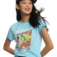 Nickelodeon Retro Television Girls T-Shirt