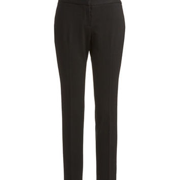 Vince Camuto Petite Flat Front Ankle Pants