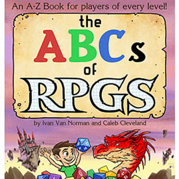 The ABCs of RPGs Children's Book