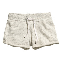 H&M - Sweatpant Shorts -