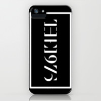 The 1975 iPhone & iPod Case by Jacob Tender