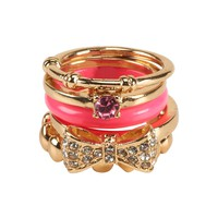 Eclectic Ring 5-Pack