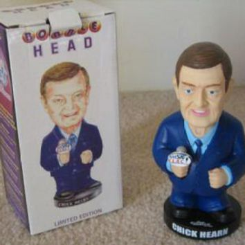 chick hearn bobblehead and kobe bryant card  number 2
