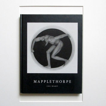 Robert Mapplethorpe 1993 Diary Published by te Neues
