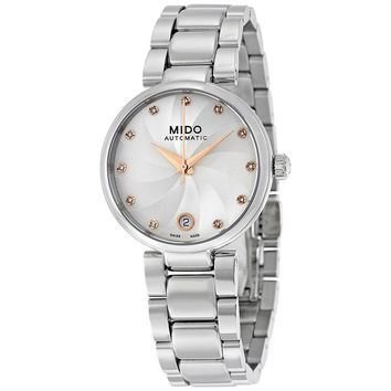 Mido Baroncelli II Automatic Ladies Watch M022.207.11.036.10