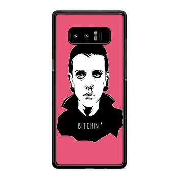 Bitchin Eleven From Stranger Things Samsung Galaxy Note 8 Case