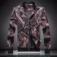 Boys & Men Louis Vuitton LV Cardigan Jacket Coat