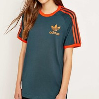 adidas Originals Sports Essential Slate T-Shirt - Urban Outfitters
