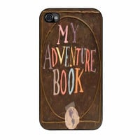 My Adventure Book Up Movie Carl And Ellie iPhone 4 Case