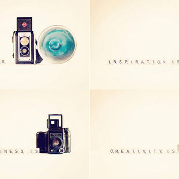 inspired by ... vintage camera photograph ... whimsical fine art by oohprettyshiny