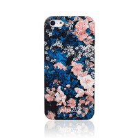 ZLYC Photographic Floral Bloom Print Case iPhone 5/5s