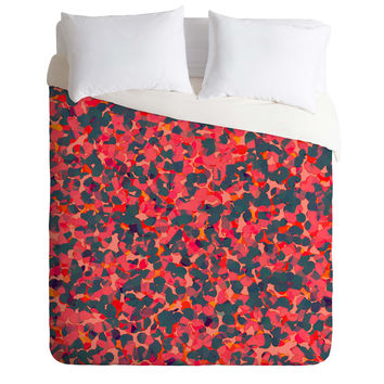 Rebecca Allen Autumn Dreams Duvet Cover