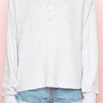 Allie Fleece Top