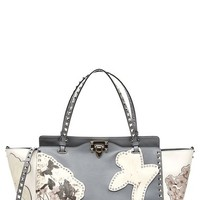 Valentino 'Medium Rockstud - Kimono 1997' Calfskin Leather Tote | Nordstrom
