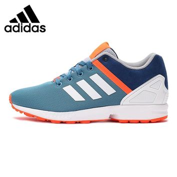Original New Arrival 2016 Adidas Originals ZX FLUX Breathable Men's Skateboarding Sho