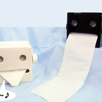 Robot-Controlled Toilet Paper | Incredible Things