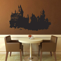 Hogwarts Castle - Harry Potter - Vinyl