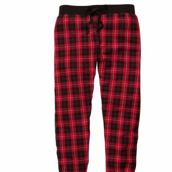 Boxercraft Red and Black Tailgate Jogger