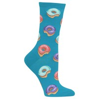 Women's Donut Socks | Hot Sox