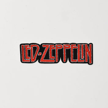 Led Zeppelin Band Patch