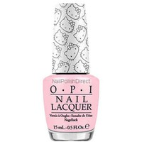 Hello Kitty by OPI, Small + Cute = Heart - Walmart.com