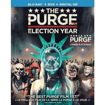 The Purge - Election Year (Bluray+dvd+digital)