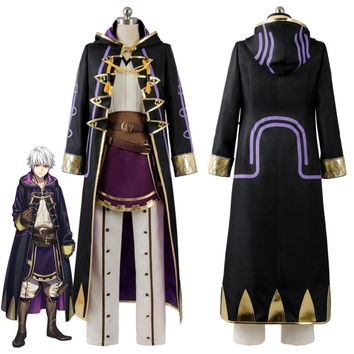 Fire Emblem Awakening Avatar Robin Reflet Daraen Cosplay Costume Halloween Carnival Costumes For Adult Men Women