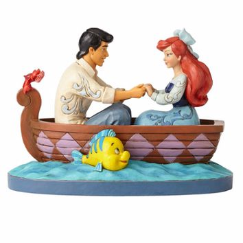"Disney Ariel And Prince Eric ""Waiting For A Kiss"""