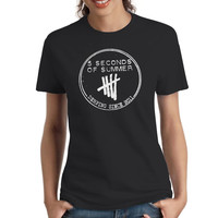 5Seocnds Of Summer Derping Since 2011 Woman's T-Shirt, T-Shirts, Women's Tees, Shirts, Shirt
