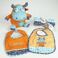 Dreamsicle Baby Gift Set
