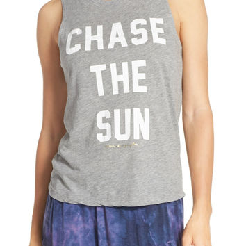 'Chase the Sun' Muscle Tank