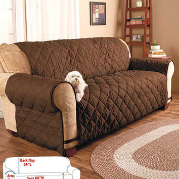 Ultimate Sofa, Loveseat, or Chair Furniture Protector Cover