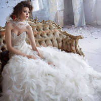 Bridal Gowns, Wedding Dresses by Lazaro - Style LZ3161