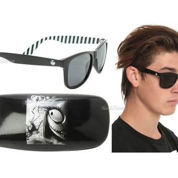 Licensed cool JACK SALLY SUNGLASSES WITH HARD CASE GIFT SET THE NIGHTMARE BEFORE CHRISTMAS NEW