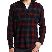 Rip Curl Wetsuits Men's Windward Flannel Shirt