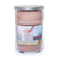 Cinnamon Vanilla : Large 2-Wick Tumbler Candles : Yankee Candle