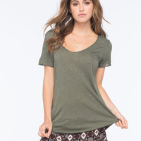FULL TILT Essential Womens Tried & True Tee | Girl In Motion
