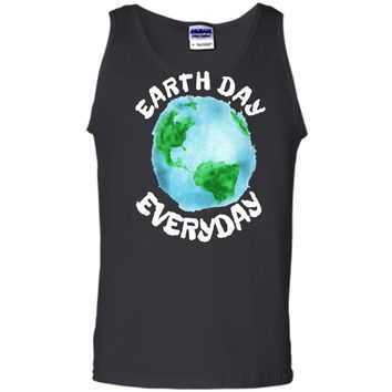 Earth Day Shirt Everyday Conservation Plant Nature Lover Tee Tank Top