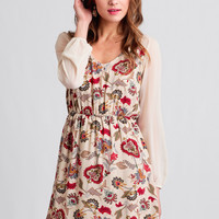You're Invited Floral Dress