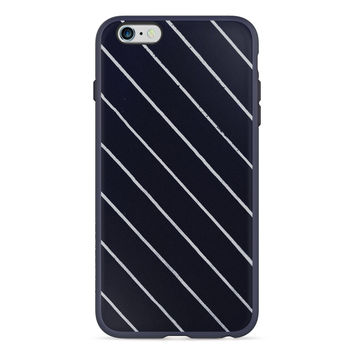 Thin White Stripe PlayProof Case for iPhone 6 Plus / 6s Plus