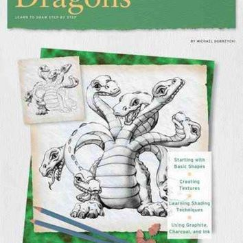 Dragons: Learn to Draw Step by Step