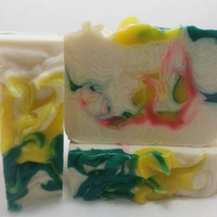 Monkey Farts Soap, Cold Process, Vegan!