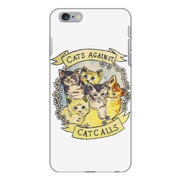 cats against cat calls iPhone 6 Plus/6s Plus Case