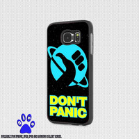 Hitchhiker s Guide To The Galaxy Don t Panic for iphone 4/4s/5/5s/5c/6/6+, Samsung S3/S4/S5/S6, iPad 2/3/4/Air/Mini, iPod 4/5, Samsung Note 3/4 Case * NP*