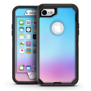 Subtle Tie-Dye Tone - iPhone 7 or 7 Plus OtterBox Defender Case Skin Decal Kit