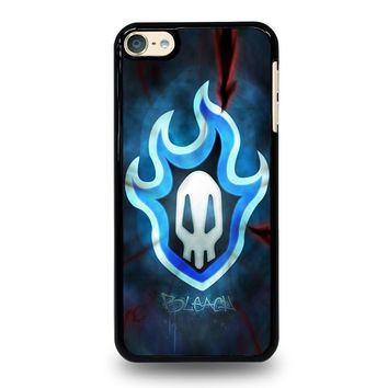 BLEACH Anime Logo iPod Touch 4 5 6 Case Cover